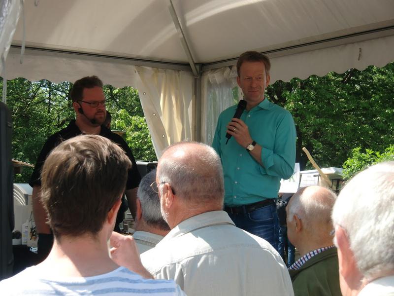 """""""Wildes Grillen"""" Mit Tobias Kimmel (BBQ County) Und Martin Seidler Vom SWR"""